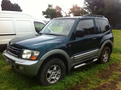Mitsubishi pajero did vendo pajero 3200 did con gancio for Cerco oggetti in regalo